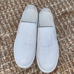 Vince Verrell slip-on sneaker slides linen 7 37